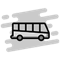 Pictogramme Bus