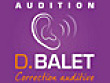 Photo de Audition Balet