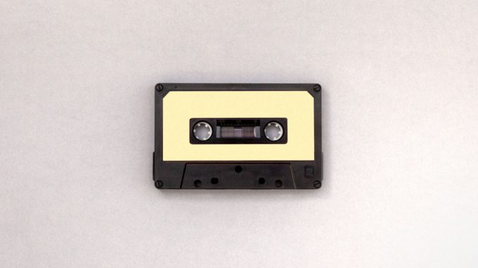 Picture of a tape